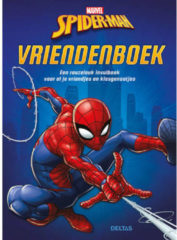 Deltas Spider-man vriendenboek