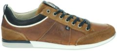 Gaastra Heren Lage sneakers Bayline - Cognac - Maat 44