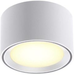 Nordlux 47540101 Fallon LED-opbouwlamp Energielabel: LED (A++ - E) 8.5 W Warm-wit Wit