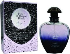 Close 2 Fleur D'Orient Black - Eau de Parfum - 100 ml