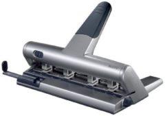 Leitz Meervoudige perforator 5114-00-84 Aantal bladen (max.):30 blad (80 g/m²) Aantal segmenten:4 Zilver 1 stuks