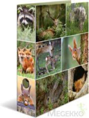 HERMA 7202 Motief-ordners A4 dieren - bos dieren