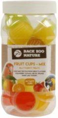 Back zoo nature Zoofaria fruitkuipje - mix - papegaai