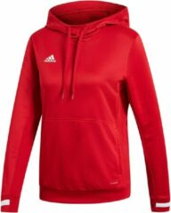 Adidas T19 Hoody Dames Red XXS