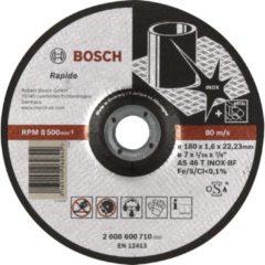 Bosch Trennscheibe gekröpft Expert for Inox - Rapido AS VPE: 25