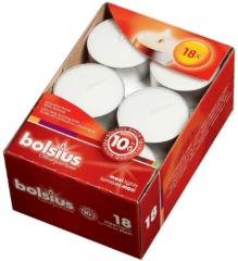 Bolsius Maxi light 18 stuks