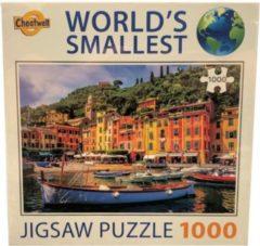 World's Smallest 1000 puzzel - Portofino - Cheatwell