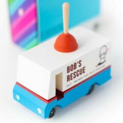 Rode Candylab Toys - Plumbing Van