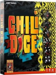 Rode 999 Games Chili Dice Dobbelspel