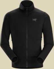 Arcteryx Kyanite Jacket Men Herren Fleecejacke Größe M black