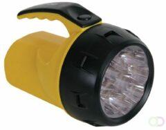 Universeel Krachtige ledzaklamp - 9 leds - met 4 x aa-batterijen