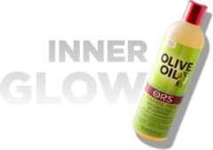 ORS OLIVE OIL HYDRATING SHAMPOO 370ML