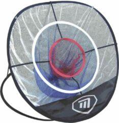 Masters Golf Chipping Doel 55 Cm Polyester Zwart 2-delig