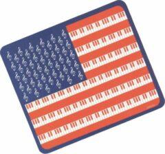 AIM Muismat muziekvlag