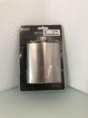 Excellent Houseware Veldfles zilver - één stuk