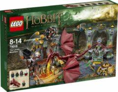 Gouden LEGO The Hobbit De Eenzame Berg – 79018