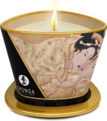 Shunga Massagekaars Verlangen & Vanille - Massageolie