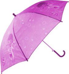 Disney paraplu Doc McStuffins 60 x 76 cm roze