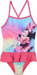 Roze Badpak Minnie Mouse maat 98