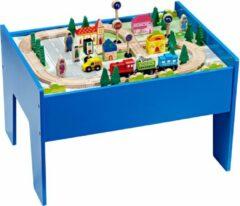 Playwood Treinset 60-delig inclusief tafel (universeel)