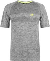 Karrimor - X-Lite Rapid Hardloop T-shirt - Heren - Grijs Gemêleerd - M