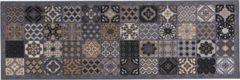MD-Entree MD Entree - Keukenloper - Cook&Wash - Patchwork Tiles - 50 x 150 cm