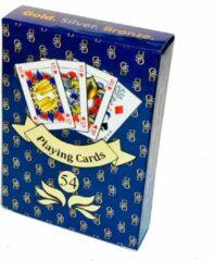 GSB genderneutrale speelkaarten - Poker formaat - enkel pak in tuckbox