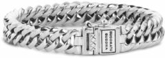 Zilveren Buddha to Buddha armband Chain Junior (D) 18 cm J080