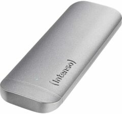 Intenso SSD Business 500 GB Externe SSD harde schijf USB-C Antraciet 3824450