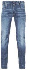 Blauwe Skinny Jeans G-Star Raw D-STAQ 5-PKT SLIM