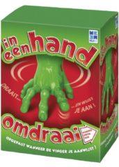 """MEGABLEU Gebaseerd op het bekende spel """"Waarheid, Durven of Doen"""", deze grappige hand verrast groo"""
