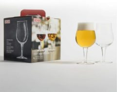 Transparante Rastal 4 Craft Master Bowl - speciaalbier glazen - bierglazen