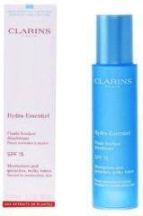 Clarins Fluide Fondant Désaltérant SPF 15 - Voor de normale tot gemengde huid SPF15 Gezichtsverzorging 50 ml