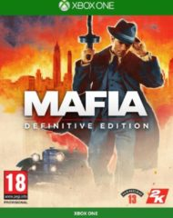 Take-Two Mafia: Definitive Edition Game - Xbox One