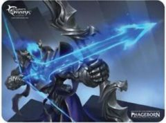 Blauwe White Shark Arcane Sentry Gaming Muismat Antislip - 400 x 300 mm