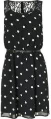 ONLY Kleid schwarz/weiß Damen Gr. 36