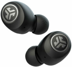 JLab Audio GO Air - True Wireless - Volledig draadloze Bluetooth In-ear oordopjes - koptelefoon met Oplaadcase - Zwart