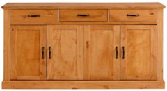 Sideboard Farsund Notio Living A/S Braun