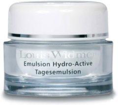 Louis Widmer Emulsion Hydro-Active Zonder parfum Gezichtsemulsie 50 ml