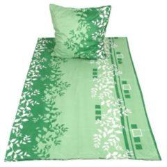 Stoffhanse CoolSummer Bettwäsche, Blätterranken, 2-teilig