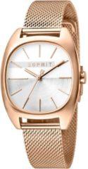 Esprit outlet Esprit ES1L038M0105 Infinity- Horloge - Staal - Rosékleurig - Ø 32 mm