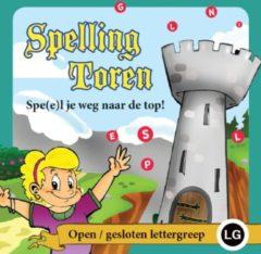 Schoolsupport B.V Spellingtoren Extra A - LetterGrepen