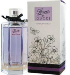 Gucci Flora Generous Violet Eau de Toilette 100 ml Spray