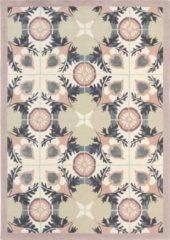 Ted Baker - Laagpolig vloerkleed Ted Baker Violet Light groen 57301 - 140x200 cm