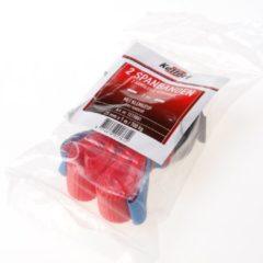 Rode Kelfort Spanband met klemgesp 1 mtr. 2
