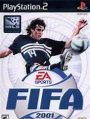 EA Sports Fifa 2001 Ps2