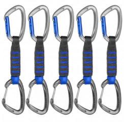 Mammut - 5er Pack Crag Express Sets - Klim-set maat 10 cm, grijs/zwart/blauw