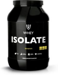 Rebuild Body Plan RBP110013 Whey Isolaat 2000 g - Banaan