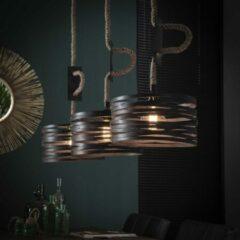 Bruine Easy Furn Hanglamp Drena - 3L