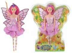 Toitoys Toi-toys Tienerpop Bloemenfee Roze 30 Cm